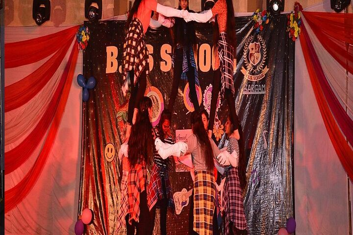 BCS International School-Group Dance