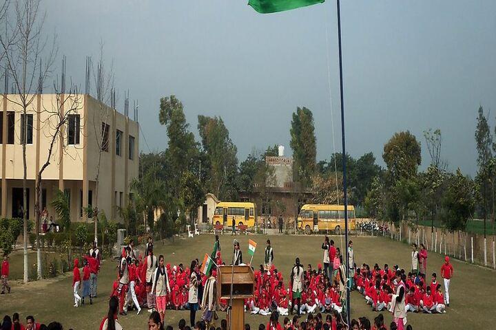 BCS International School-Independence Day