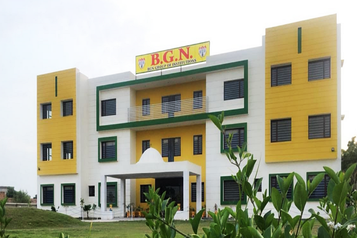 BGN Adarsh Public School-Campus-View