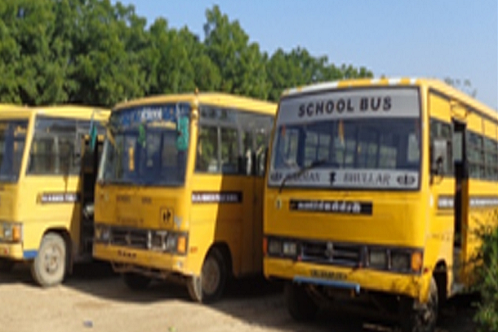 BGN Adarsh Public School-Transport
