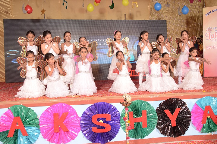 BGN Adarsh Public School-Events function
