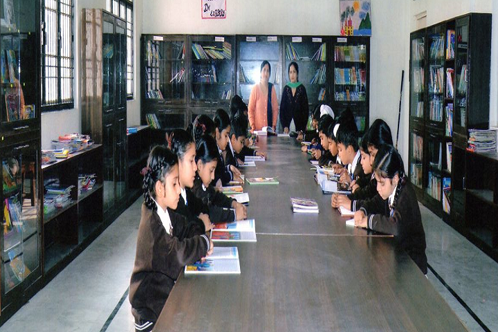BSMSD Rajput Public School-Library