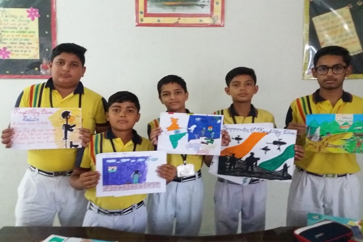 BSMSD Rajput Public School-Painting