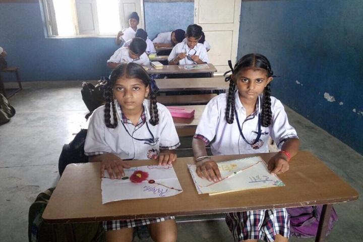 Baba Aapo Aap Guru Nanak Public School-Classroom