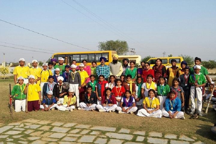 Baba Ajay Singh Khalsa Public School-Picnic