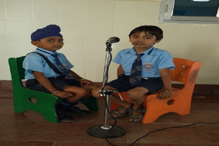 Baba Ajay Singh Khalsa Public School-Singing