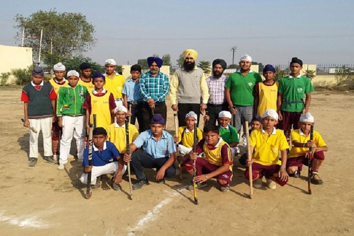Baba Ajay Singh Khalsa Public School-Sports