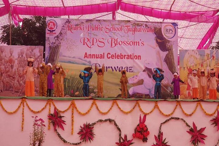 Baba Aya Singh Riarki Public School-Annual Day