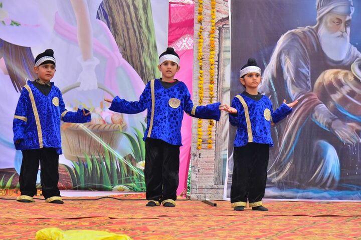 Baba Aya Singh Riarki Public School-Farewell