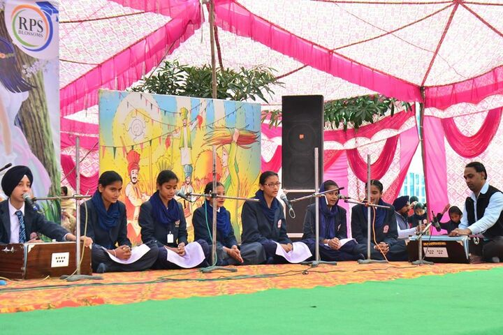 Baba Aya Singh Riarki Public School-Music