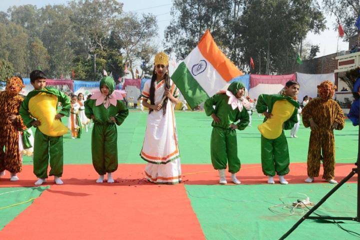 Baba Banda Singh Bahadur Public School-Events independance day