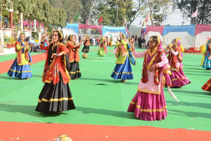 Baba Banda Singh Bahadur Public School-Events programme