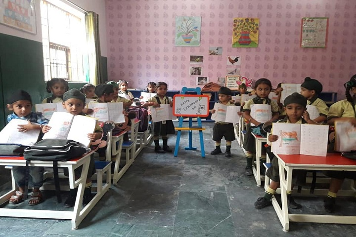 Baba Deep Singh Public School-Classroom