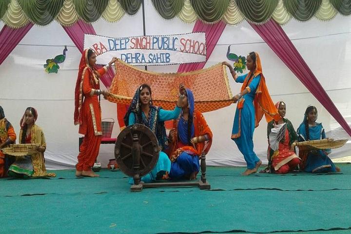 Baba Deep Singh Public School-Events programme