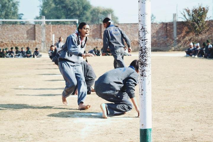 Baba Deep Singh Public School-Sports