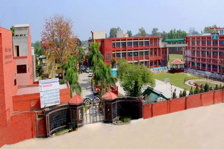 Baba Farid Public School-Campus-View