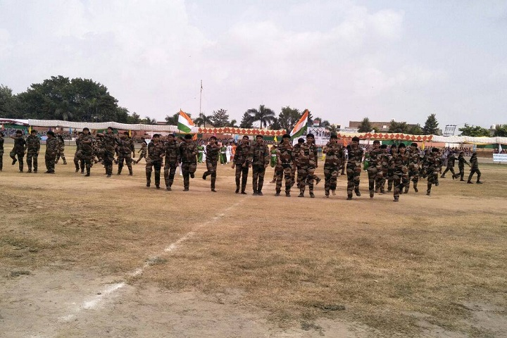 Baba Farid Public School-Events independance day