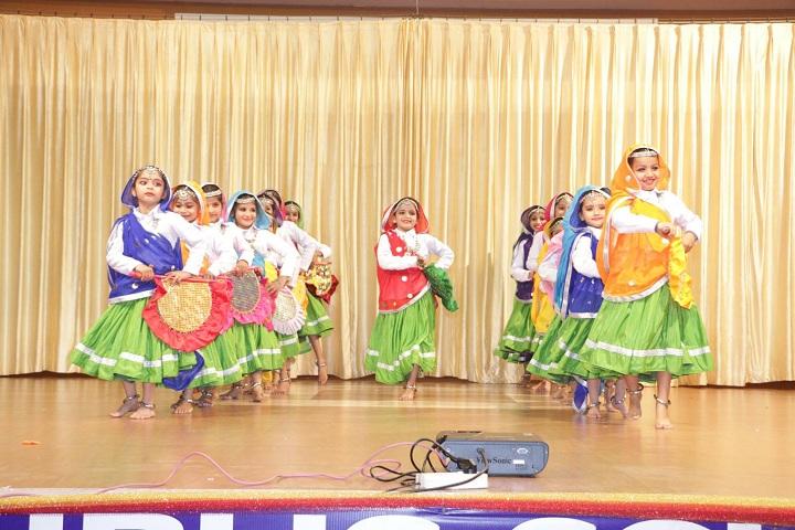 Baba Farid Public School-Events programme