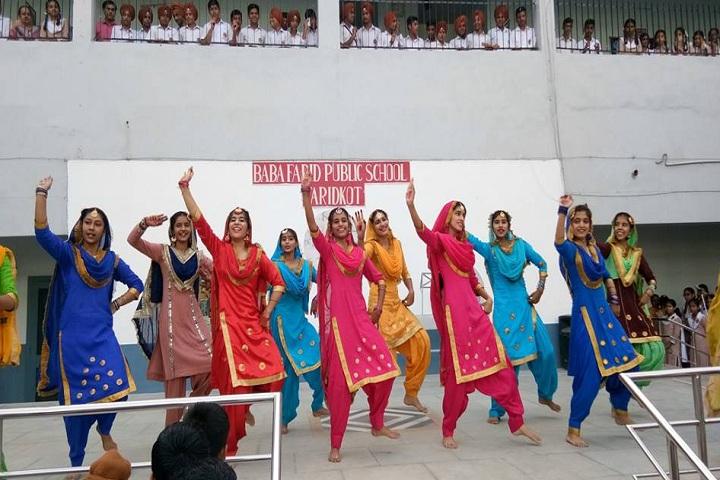 Baba Farid Public School-Events