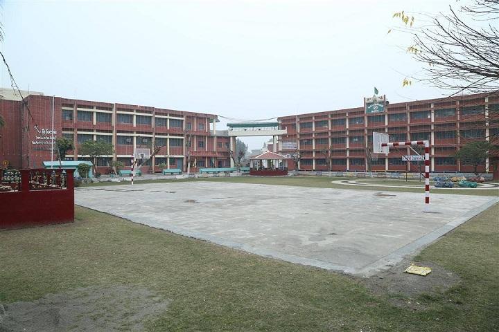 Baba Farid Public School-Sports playground