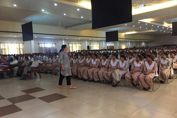 Baba Farid Public School-Auditorium