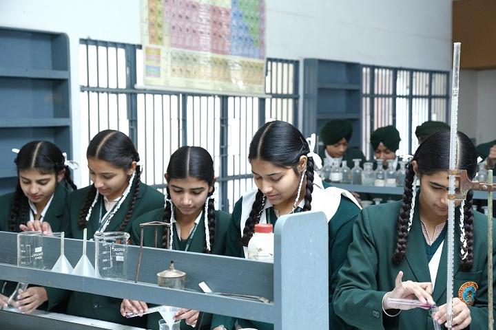 Baba Farid Public School-Laboratory
