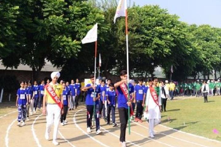 Baba Ganda Singh Public Senior Secondary School-Annual Sports meet