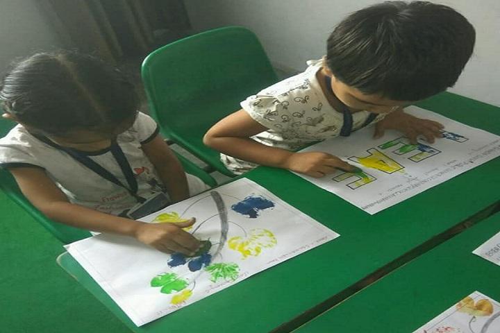 Baba Ganda Singh Public Senior Secondary School-Childrens Art