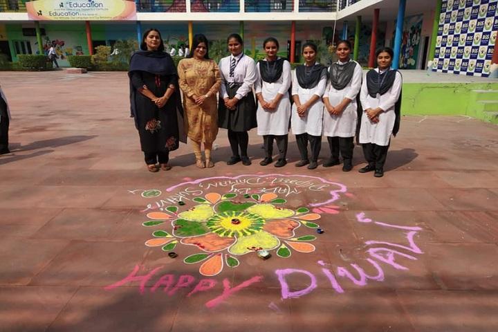 Baba Ganda Singh Public Senior Secondary School-Diwali Celebrations