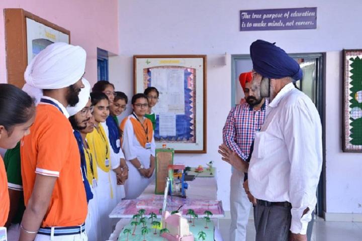 Baba Ganda Singh Public Senior Secondary School-Exhibition