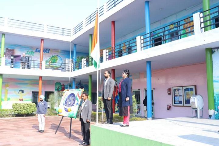 Baba Ganda Singh Public Senior Secondary School-Independence day