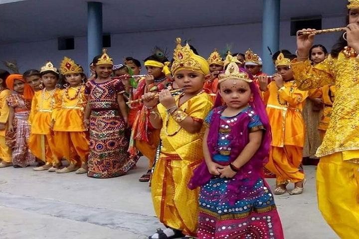 Baba Ganda Singh Public Senior Secondary School-Janmastami Celebrations