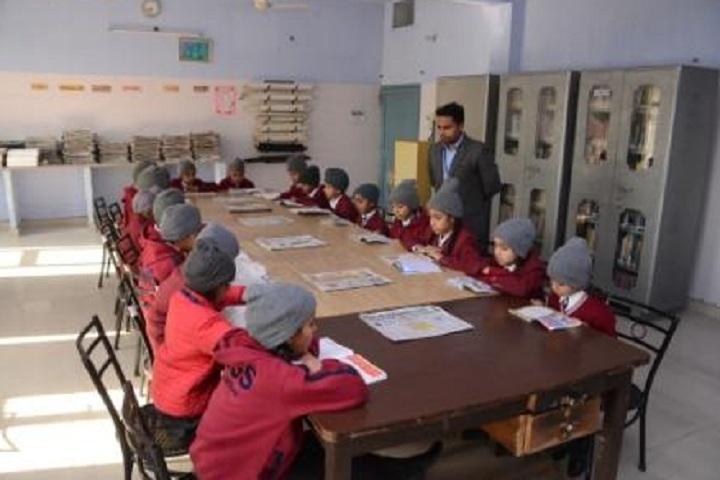 Baba Ganda Singh Public Senior Secondary School-Library