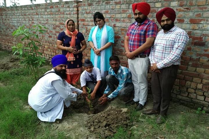 Baba Ganda Singh Public Senior Secondary School-Plantation