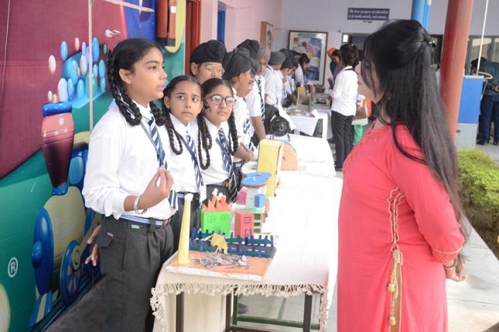 Baba Ganda Singh Public Senior Secondary School-Science Exhibition