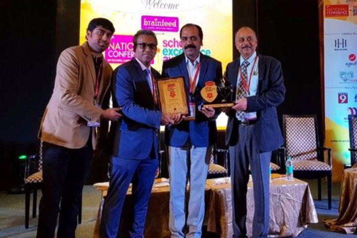 Akshara Vaagdevi International School-Awards