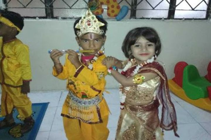 Akshara Vaagdevi International School-Fancy Dress