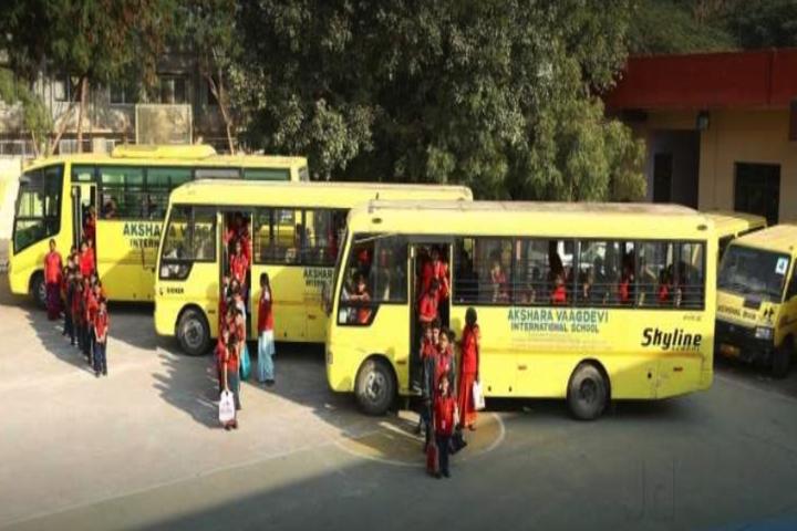 Akshara Vaagdevi International School-Transport