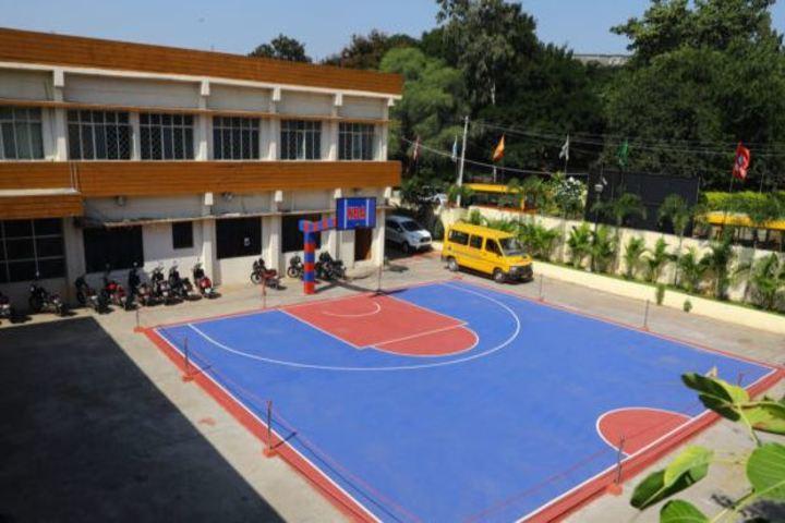 Akshara Vaagdevi International School-Campus View