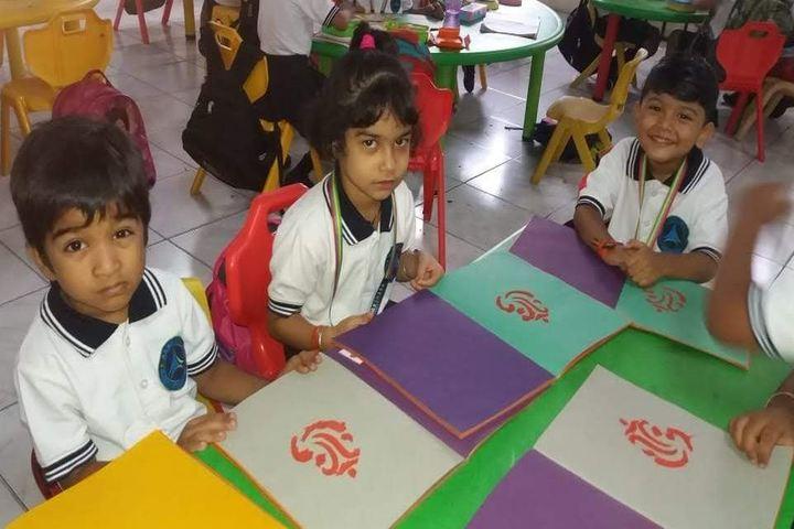 Akshara Vaagdevi International School-Drawing