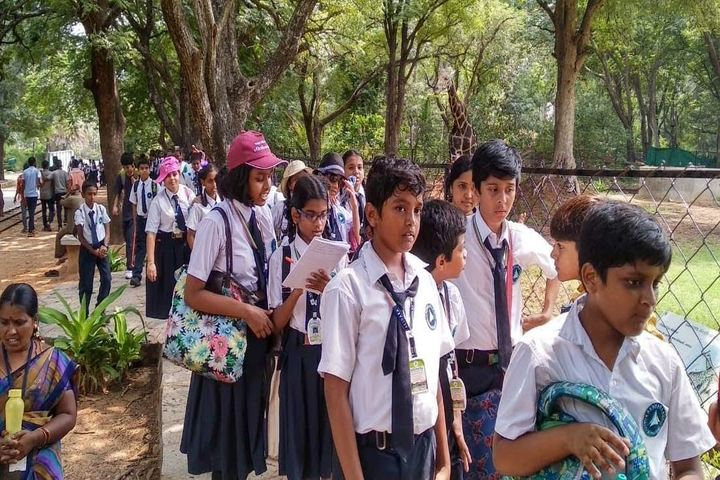 Akshara Vaagdevi International School-Tour