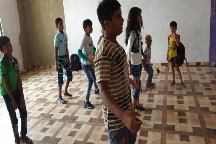 Gyan Jyoti Awasiya Vidyalaya-Dance Room