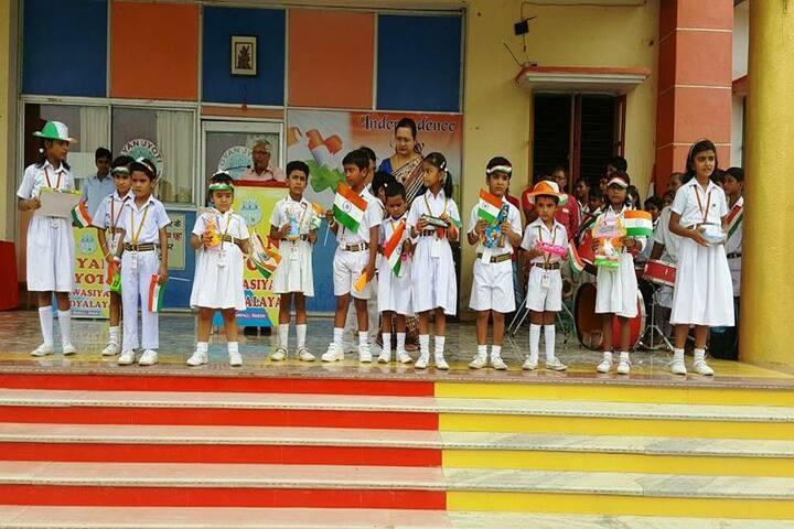 Gyan Jyoti Awasiya Vidyalaya-Independence Day Celebrations