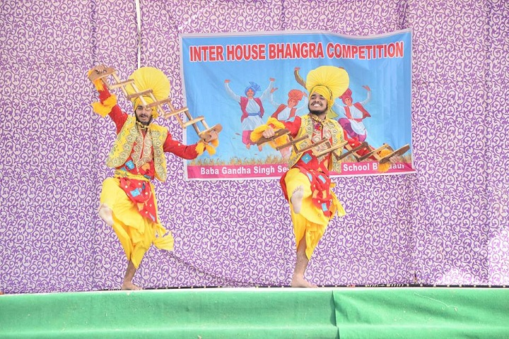 Baba Gandha Singh Public School-Events dance