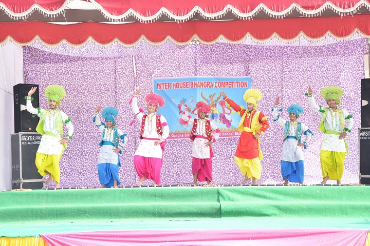 Baba Gandha Singh Public School-Events programme