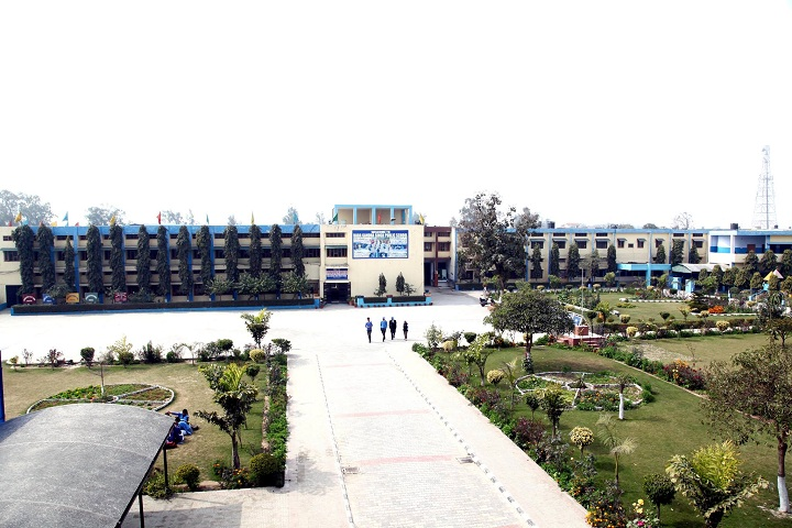 Baba Gandha Singh Public School-Campus-View full