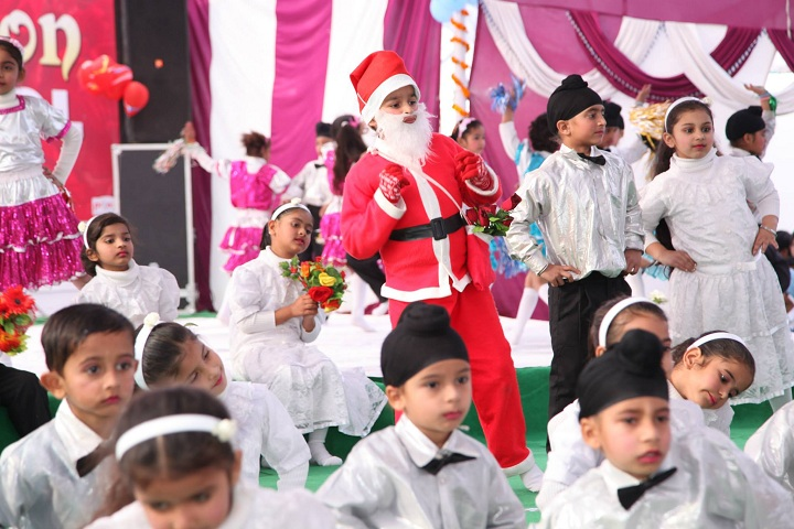 Baba Gandha Singh Public School-Events celebration