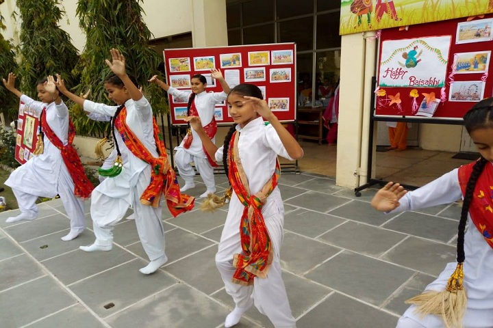 Baba Gandha Singh Public School-Events function