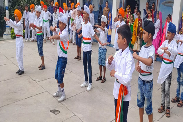 Baba Isher Singh N Public School-Events programme