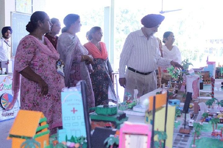 Baba Isher Singh Nanaksar Senior Secondary Public School-Exhibition